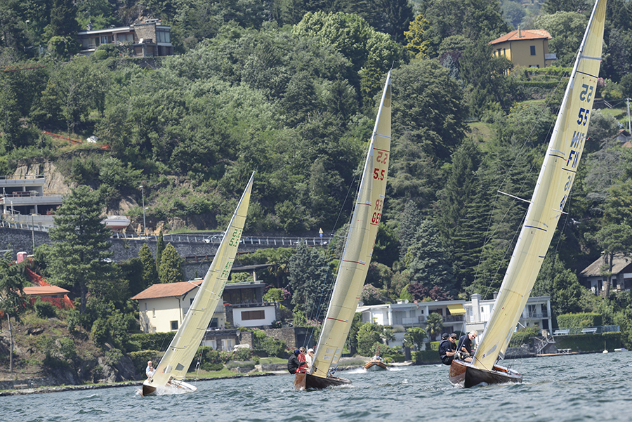 Vintage Yachting Games 2012