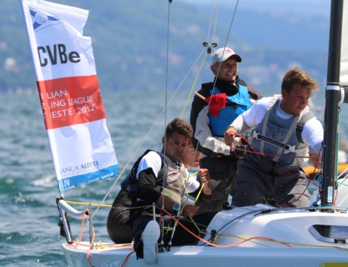 Italian Sailing League, buona la prima